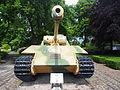 Panther D tank, Wilhelminapark, Breda, pic13.JPG