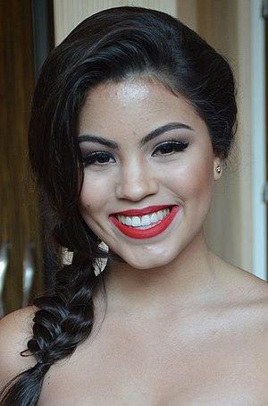 Paola Andino - Andino on August 1, 2014