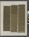 Papyrus. Hieratischer Papyrus. No. III, Lin. 108-180. (jetzt im K. Museum zu Berlin.) (NYPL b14291191-44341).tiff