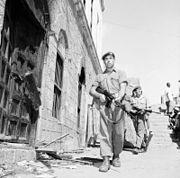 Parachute Regiment in Aden
