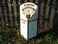 Parish Boundary Post - geograph.org.uk - 1043402.jpg