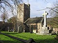 Parish church of Sts. Peter and Paul, Over Stowey - geograph.org.uk - 95622.jpg