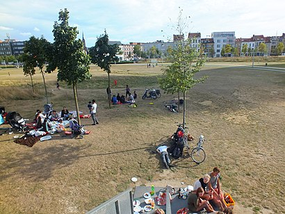How to get to Park Spoor Noord with public transit - About the place