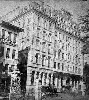 Harvey D. Parker Boston hotel owner