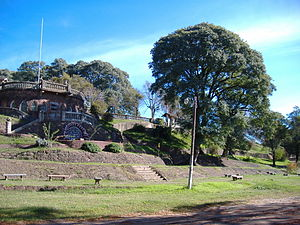 Colón, Entre Ríos - Quirós Park.