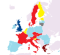 Party affiliations in the European Council (29 May 2015).png