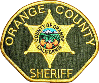 Orange County Sheriff's Department (California) - Image: Patch of the Orange County, California Sheriff's Department