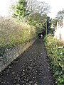 Path to Aldsworth church - geograph.org.uk - 1609958.jpg