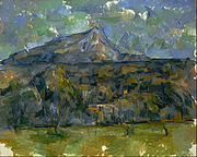 Paul Cézanne - Mont Sainte-Victoire - Google Art Project.jpg