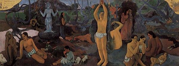 Paul Gauguin Wikipedia