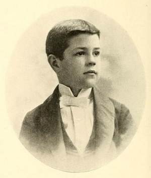 Edward Murphy Jr. - Paul Murphy, son of Edward Murphy Jr.
