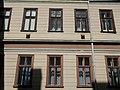 Paulheim ház. Ablakok. - Budapest, Középső-Ferencváros, Ferenc körút, 28.JPG