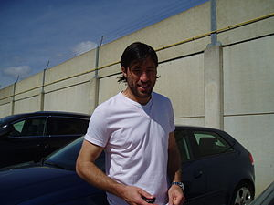 Mariano Pavone - Pavone in 2008