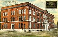 Peace Treaty Building, Portsmouth Navy Yard