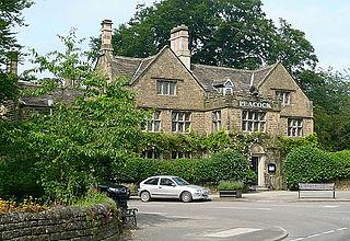 Rowsley village and civil parish in Derbyshire Dales district, Derbyshire, England