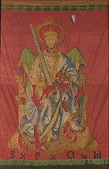 Pendón de Fernando III el Santo