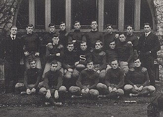 1905 Penn State Nittany Lions football team - Image: Penn State Football 1905