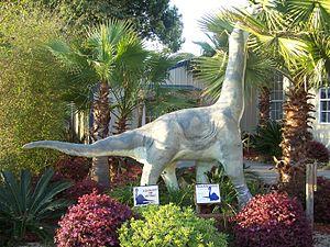 Dinosaur Adventure Land in Pensacola