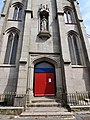 Penzance - the west facade of the Church of the Immaculate Conception of Our Lady.jpg