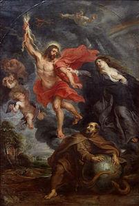 Peter Paul Rubens - L'intersection de la Vierge et de Saint-François arrêtant les foudres divines.jpg