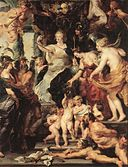 Peter Paul Rubens - The Happiness of the Regency - WGA20341.jpg