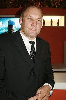 Peter Seisenbacher Austrian Olympic judoka