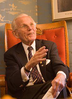 Peter Wallenberg Sr. Swedish businessman