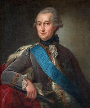 Peter von Biron - Image: Peter von Biron