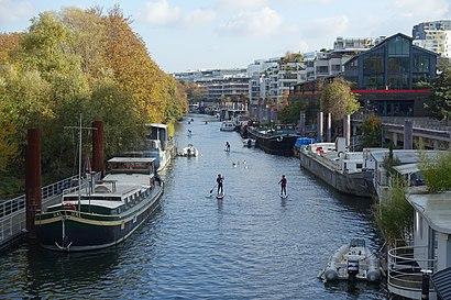 Como chegar até Issy-Les-Moulineaux com o transporte público - Sobre o local
