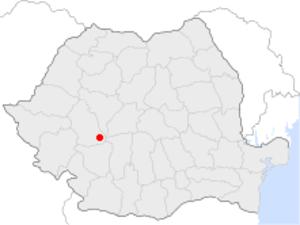 Petrila - Image: Petrila in Romania