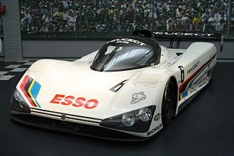 1991 World Sportscar Championship - Peugeot Talbot Sport placed second with the 905