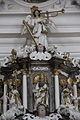 Pfarrkirchen, Wallfahrtskirche Gartlberg, pulpit 006.JPG