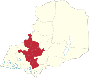 Legislative districts of Bulacan - 2nd District of Bulacan