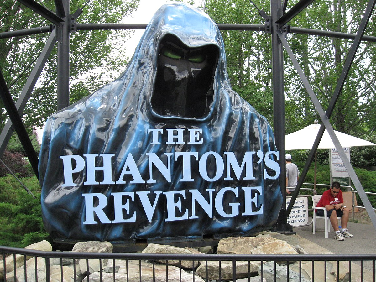Phantom S Revenge Wikipedia
