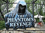 Phantoms Revenge entrance sign.jpg
