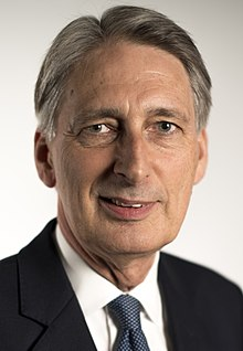 Philip Hammond en 2011.