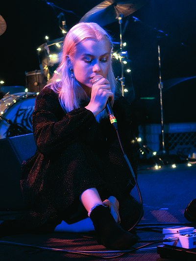 Picture of a band or musician: Phoebe Bridgers