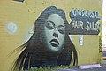 Phoenix, AZ, Universal Hair Salon, El Mac, artist. Capture Courtesy of Candace Porth and the Glenrosa Journeys Blog, 2010 - panoramio.jpg