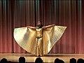 Photo by Amos Gvili Layla Taj -Cleopatra Vll- Gold Hall Theater.jpg