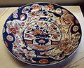 Piatto in ceramica giapponese imari, xix secolo, 02.jpg