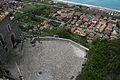 Piazza Santa Domenica dall'alto con vista mare.JPG