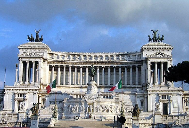 Piazza Venezia, Rooma 2006 037.jpg