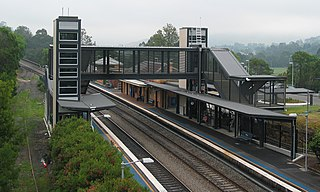 Picton railway station