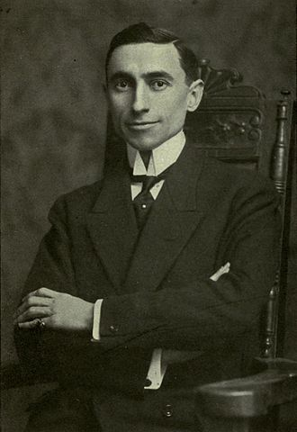 Hugh S. Gibson - Hugh S. Gibson as he appeared at the time of his 1919 posting as US Ambassador to Poland.