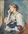 Pierre-Auguste Renoir - Femme à la lettre (8267376371).jpg