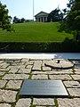 Pierre tombale de John Fitzgerald Kennedy (2).jpg