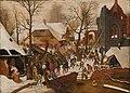 Pieter Brueghel II - De aanbidding der koningen.jpg