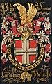 Pieter Coustens - Coat-of-Arms of Philip of Savoy - WGA05543.jpg