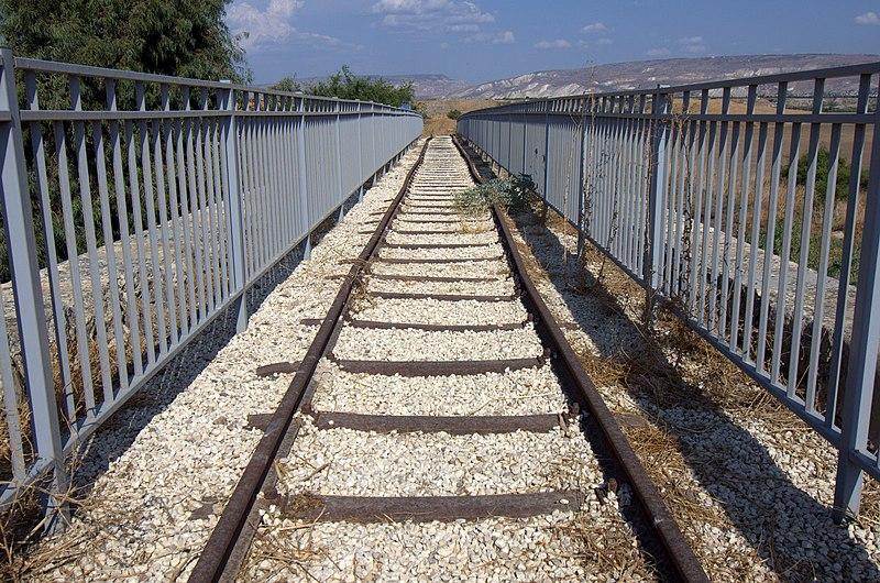 גשר הרכבת מעל נחל תבור