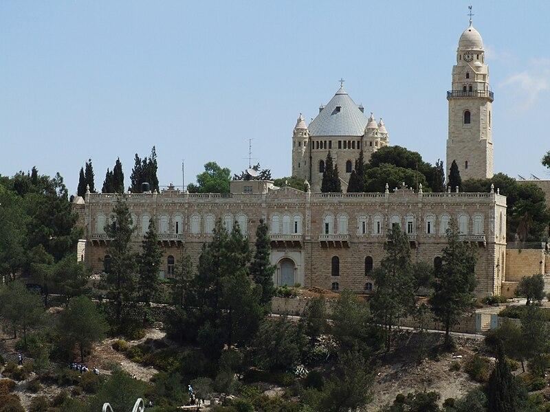 כנסיית דורמציון